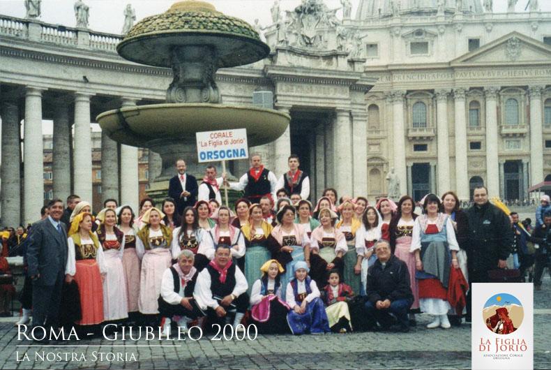 Coro Abruzzese al Giubileo 2000