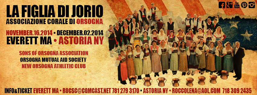 Coro Folkloristico di Orsogna in America